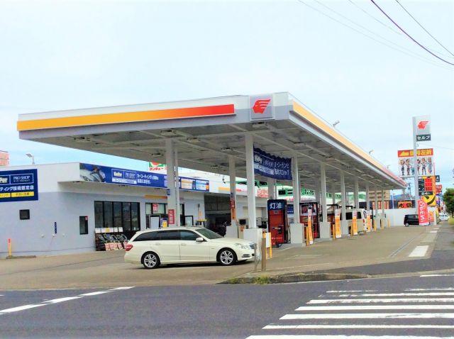 鹿児島南港給油所