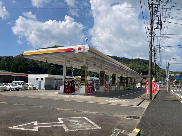塚田給油所