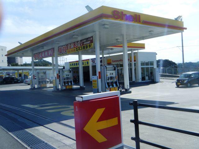 武岡給油所