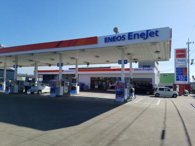 ニュー東開給油所