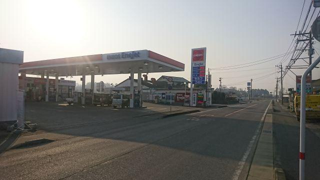 嘉島給油所