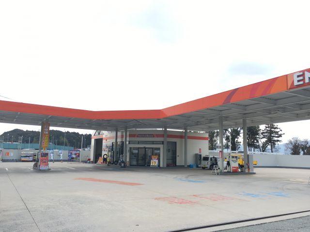 トヨタ九州北門前給油所