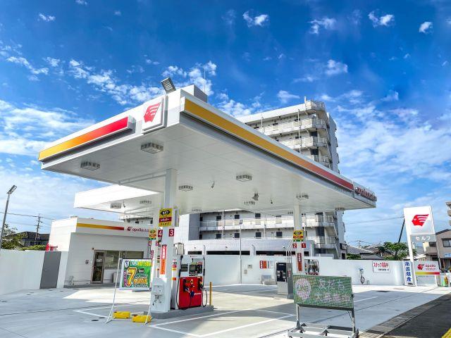 宮崎インター給油所