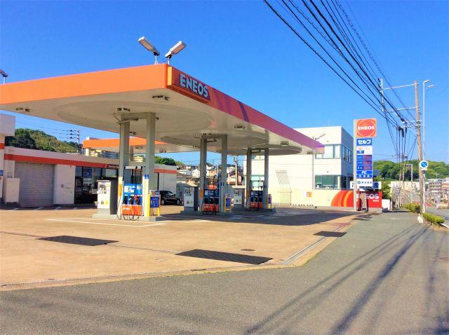 桜丘給油所
