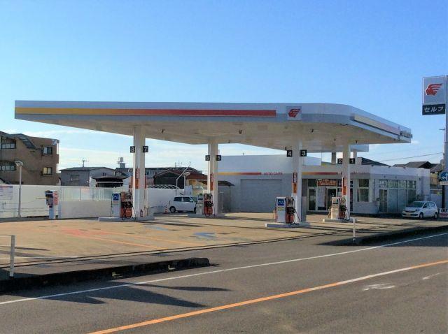 宮崎空港北給油所
